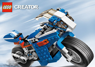 Lego - Creator Concepts