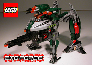 Lego - Exoforce Concepts
