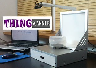 3D Scanning Toy & Game